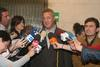 El ministro de Trabajo y Asuntos Sociales, Jesús Caldera, ha visitado Murcia