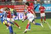 Real Murcia (0) - Deportivo de la Coruña (2)