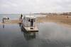 Suciedad en las playas del Mar Menor