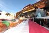 Lorca quiere el récord del roscón de Reyes más grande del mundo