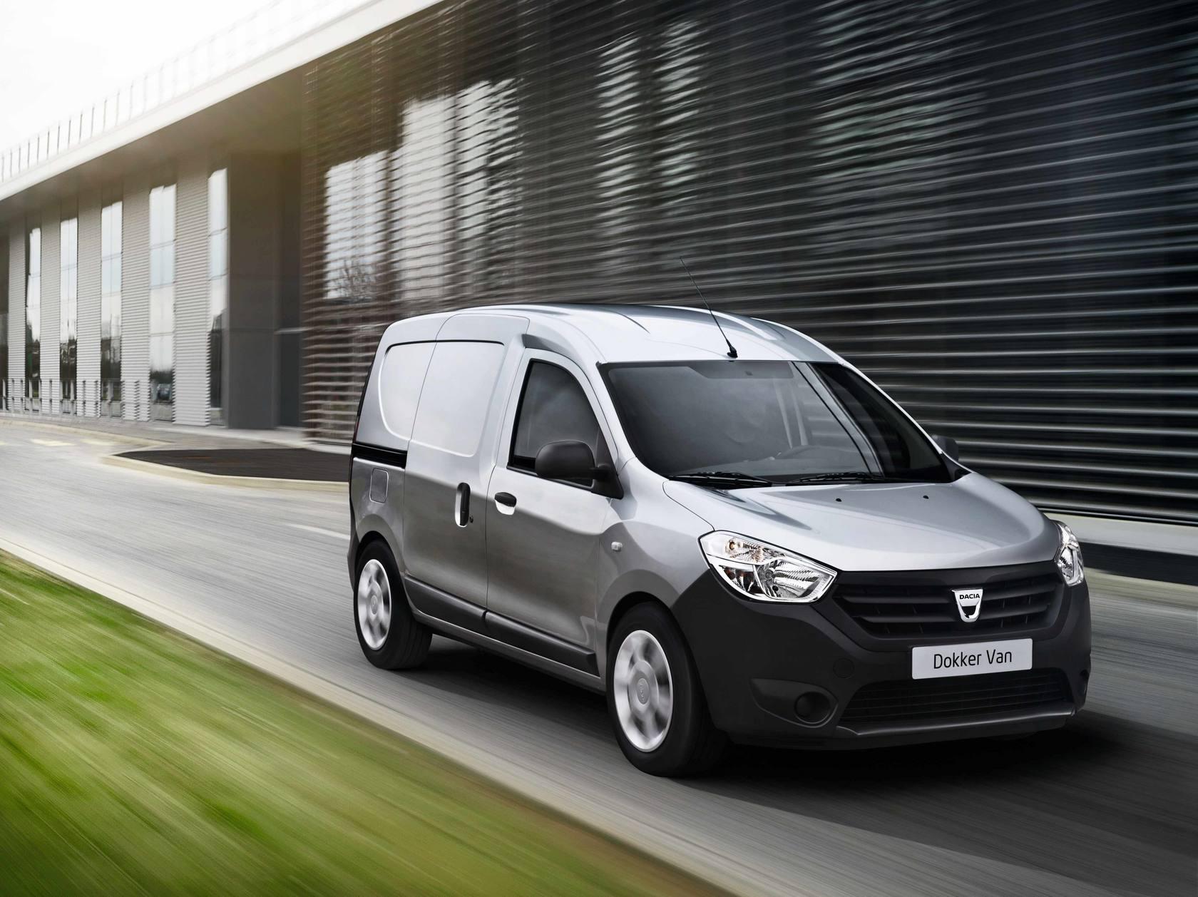 Nuevos Dacia Dokker y Dokker Van