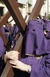 Via Crucis al Calvario del Viernes Santo en Lorca