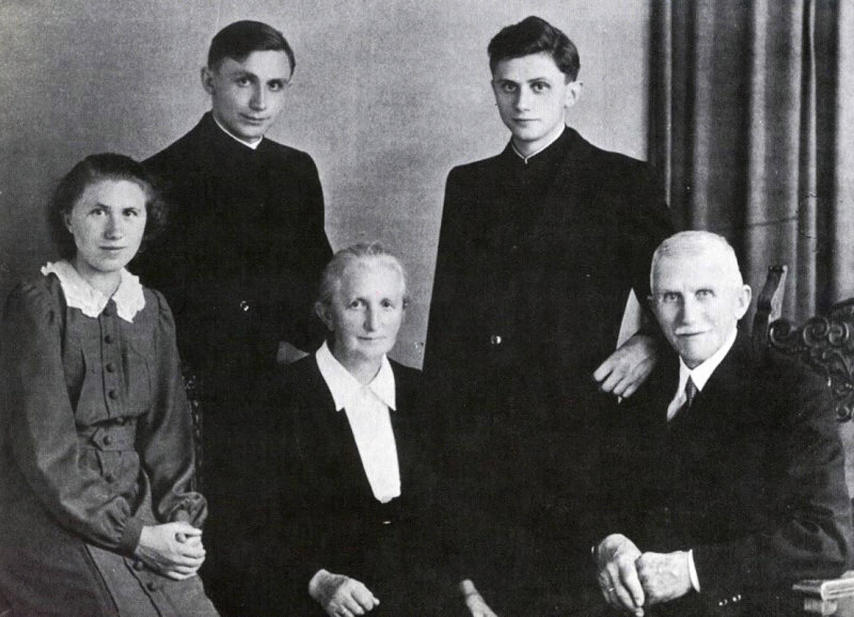 Benedicto XVI, el guardián de la Fe
