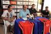 Roberto Morentín y Óscar González, nuevos jugadores del CB Murcia