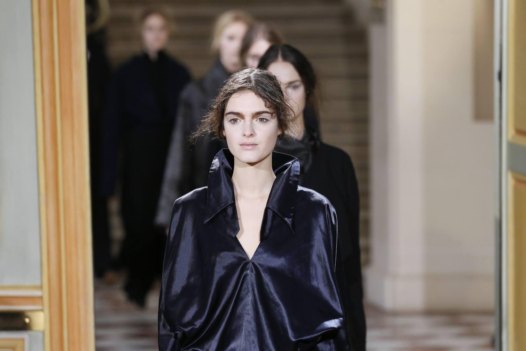 Primera jornada de la Semana de la Moda de París