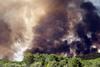Incendio en Arenas de San Pedro (Ávila)