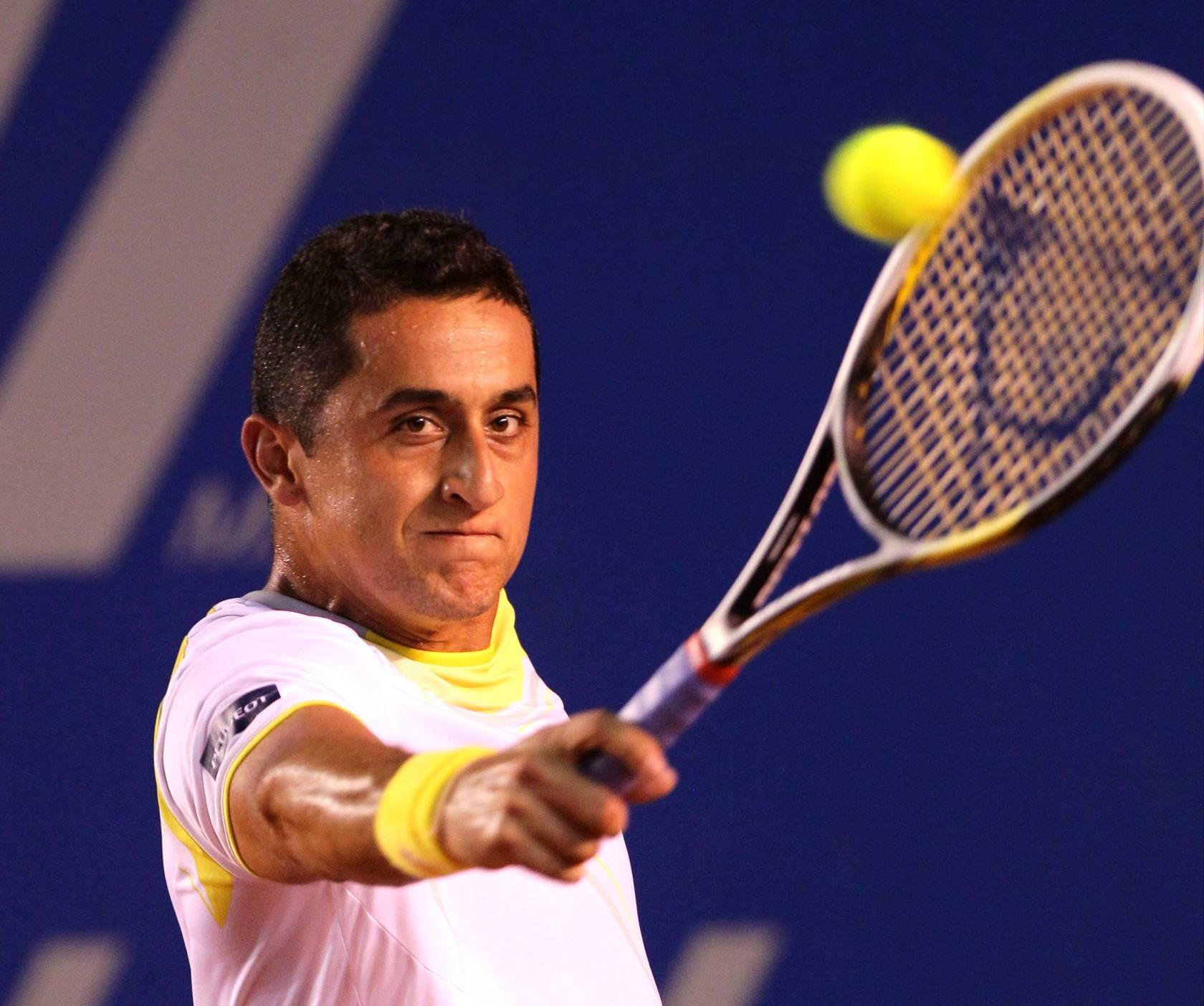 Almagro en el Abierto Mexicano de Tenis