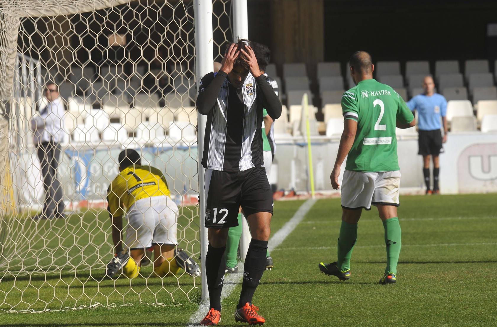 El Villanovense fulmina a Pato (0-1)