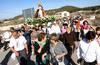 La Patrona arropa ya el Año Jubilar en Calasparra