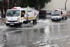 La lluvia deja 40 litros por metro cuadrado en Murcia