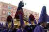 Los salzillos salen a las calles de Murcia
