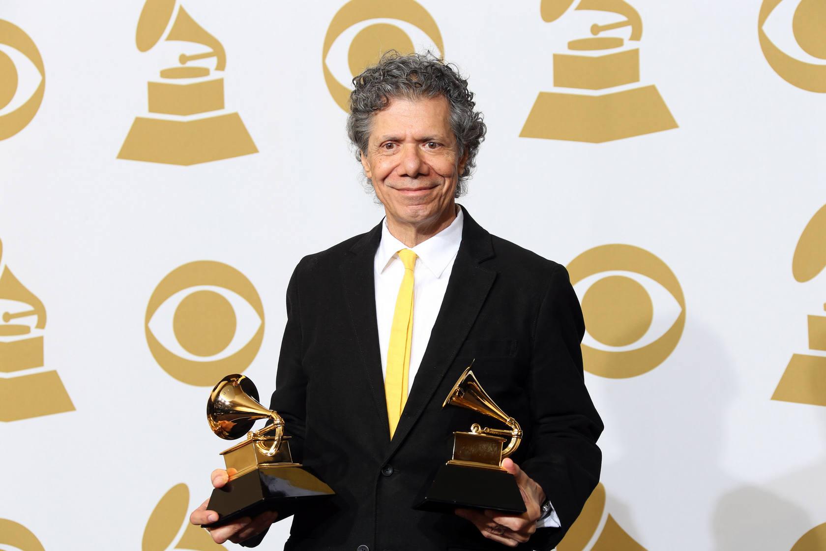 La gala de entrega de los Grammy