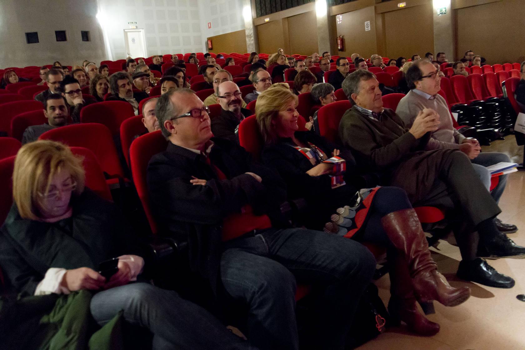 Reunión del PSOE de la Vega Baja
