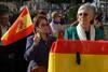 Crespones de duelo en Murcia por el atentado de Eta