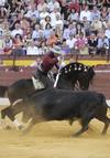 La Plaza de Toros de Murcia se despide de la Feria Taurina