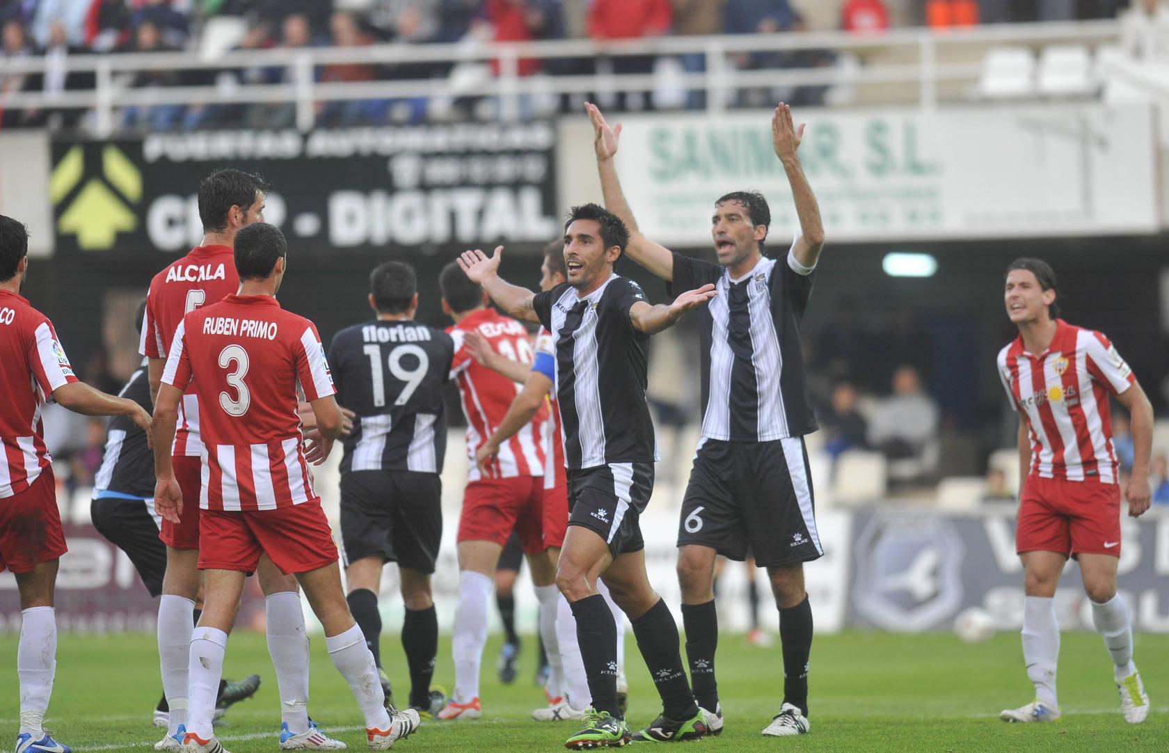 Cartagena-Almería (2-2)
