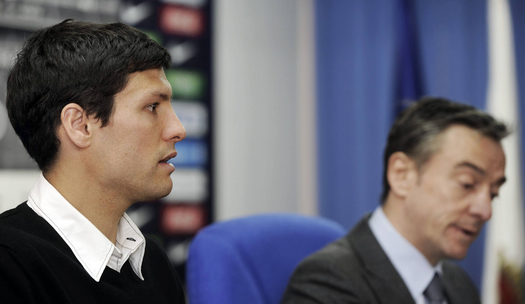 Presentación de Nacho González como nuevo jugador del Hércules